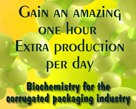 Cleanprint Solutions - Biochemistry for the corrugated packaging industry